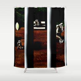 Captif Shower Curtain