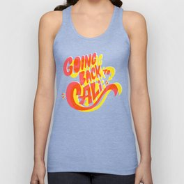Going Back to Cali Unisex Tank Top