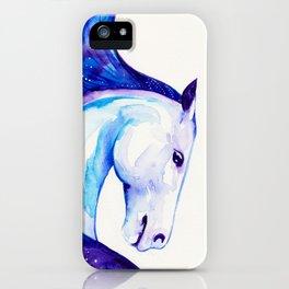 Galaxy Horse iPhone Case