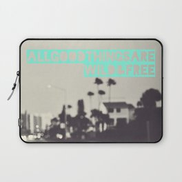 All Good Things Laptop Sleeve