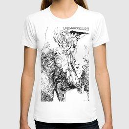 #inktober2016:big T-shirt