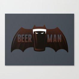 Beerman Canvas Print