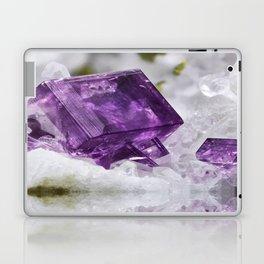 Amethyst Energy Laptop & iPad Skin