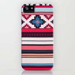 V32 Anthropologie Boho Moroccan Design. iPhone Case