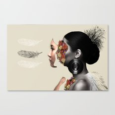 On the Inside Canvas Print