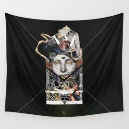 Mama Voodoo Wall Tapestry
