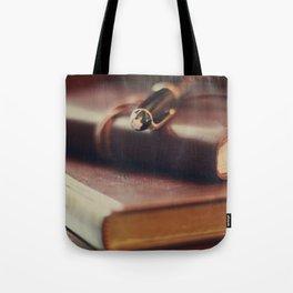 Journaling Tote Bag