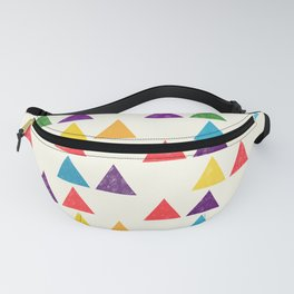Lovely geometric Pattern XII Fanny Pack
