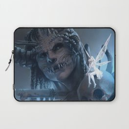Tooth and Bone Laptop Sleeve