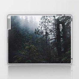 Forest Bridge Laptop & iPad Skin