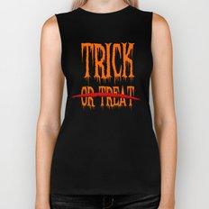 Trick, no Treat Biker Tank
