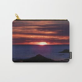 Dawn on the Sea Carry-All Pouch