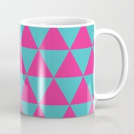 Pink triangles Coffee Mug