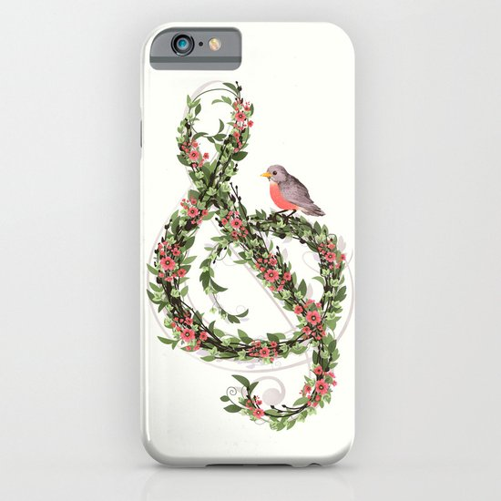 Robin's Song iPhone & iPod Case