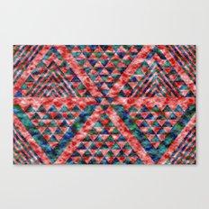 Colores Loco Canvas Print