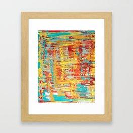 Heading West Framed Art Print