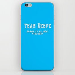 Team Keefe iPhone Skin