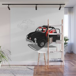 Italian Automotive's Style Wall Mural