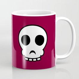 Goofy skull Coffee Mug