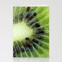 kiwi Stationery Cards featuring Kiwi by ThePhotoGuyDarren