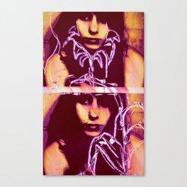 Mixed Media 3 Canvas Print