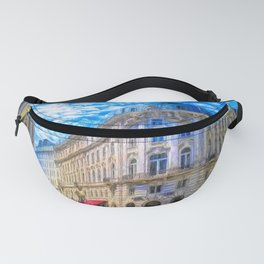 Streets of Vienna Fanny Pack