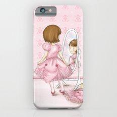 I believe in Pink ~ Audrey Hepburn Slim Case iPhone 6s