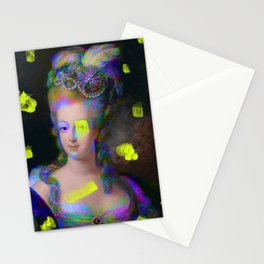 Iridescent Queen Stationery Cards