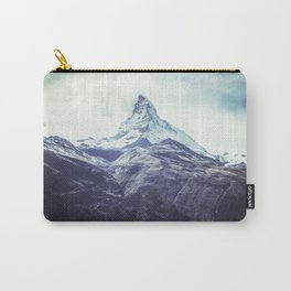 Mountain Peak / Misty Mountaintops / Forest Cliffs Carry-All Pouch