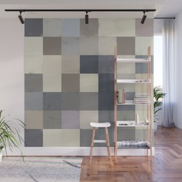 Abstract Geometry No. 18 Wall Mural