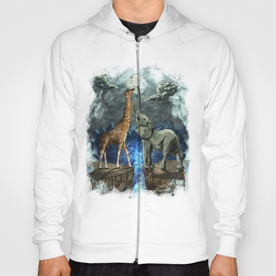 The Magical Forces of the Moon Hoody