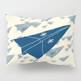 Paper Airplane 11 Pillow Sham