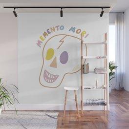 Memento Mori Wall Mural