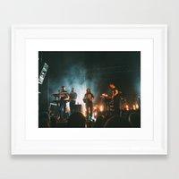 bastille Framed Art Prints featuring Bastille by billykaplan