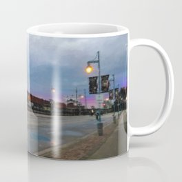 Sault Locks Coffee Mug