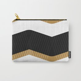 Crunchy Lines, No. 1 Carry-All Pouch