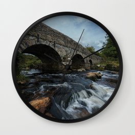 Postbridge Devon Wall Clock