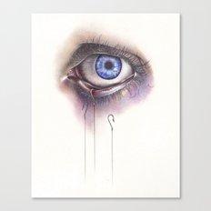 You Caught My Eye Canvas Print