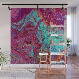 Mermaid Cells Wall Mural