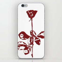 Violator Rose DM iPhone Skin