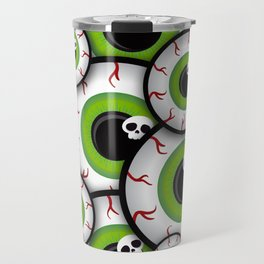 Eyeballs Travel Mug
