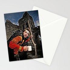 Hunchback Bam Stationery Cards