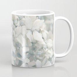 Beautiful White Hydrangea 276 Coffee Mug