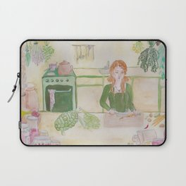 Taurus Witch Laptop Sleeve