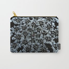 queen anne lace Carry-All Pouch