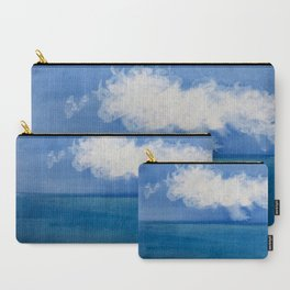 Cape Cod Cloud Sweep Carry-All Pouch