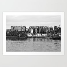 East Boston Art Print