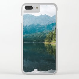 Looks like Canada II - Landscape Photography Clear iPhone Case
