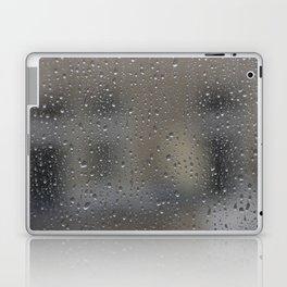 autumn window Laptop & iPad Skin