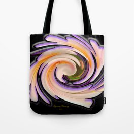 The whirl of life, W1.8B Tote Bag